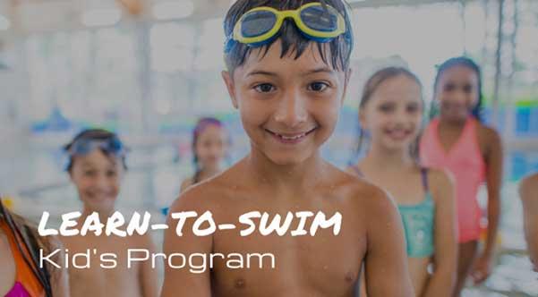 Manhattan Plaza Health Club Learn to Swim Kids Program