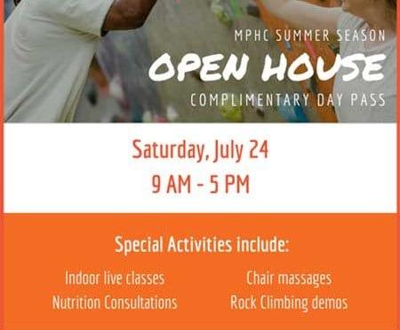 Manhattan Plaza Health Club Open House Saturday July 24 2021