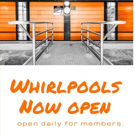 MPHC Whirlpools Now Open!