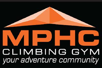 Manhattan Plaza Health Club Climbing Gym Logo