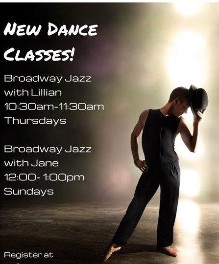 New Dance Classes at Manhattan Plaza Health Club